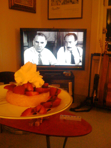 Strawberry Shortcake and 12 Angry Men